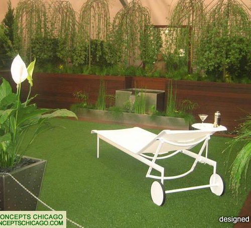 Synthetic Turf in Outdoor Landscaping