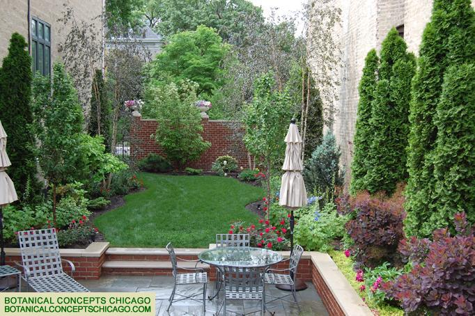 Landscaping by Botanical Concepts Chicago