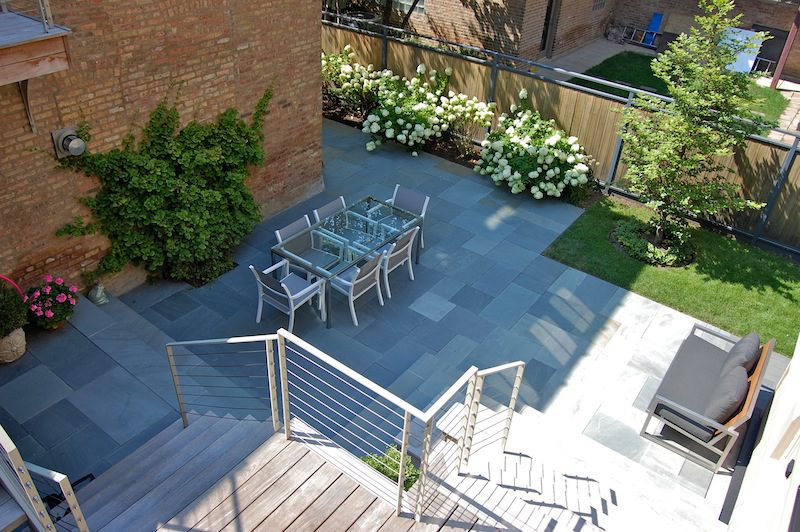 The Art of Simplicity - Chicago Landscaping Project