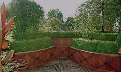 Romantic Retreat - Chicago Roof Deck Project