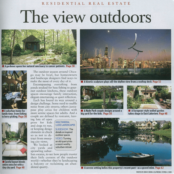 Crain's Chicago Business Article