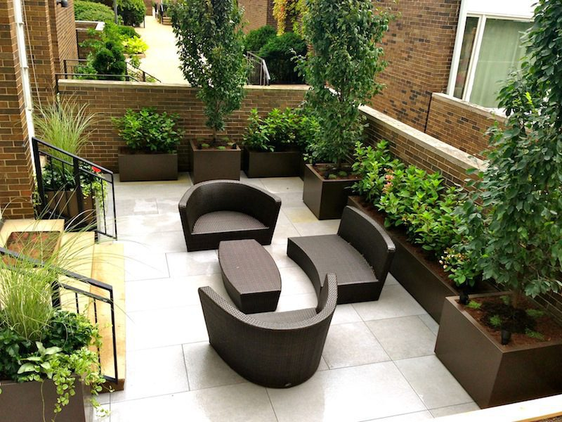 Enchanted Getaway - Chicago Landscaping Project