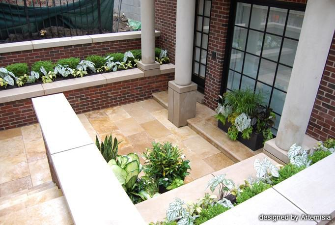 Polished Ingress - Chicago Landscaping Project