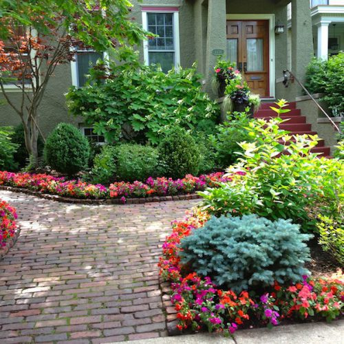 Bountiful Gardens - Chicago Landscaping Project