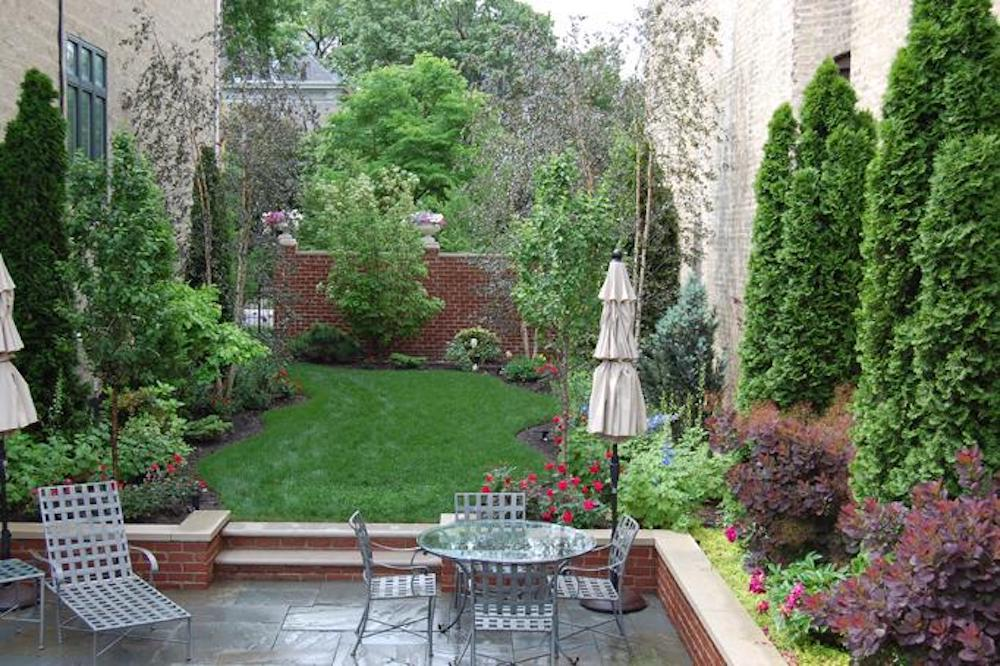 Garden Manor - Chicago Landscaping Project