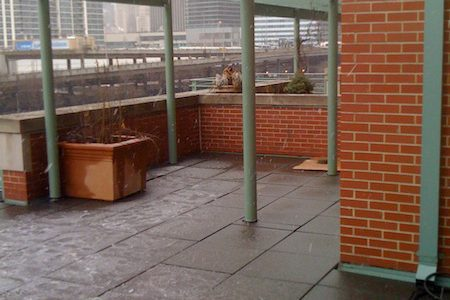 North Water - Chicago Roof Deck Project - Before