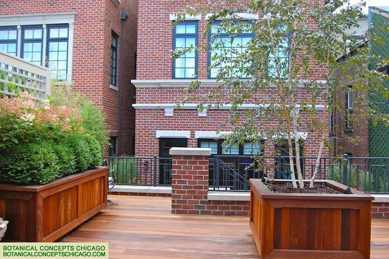 Ralph Lauren Inspired - Chicago Roof Deck Project