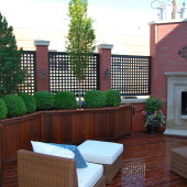 Extend the Season with an Outdoor Fireplace
