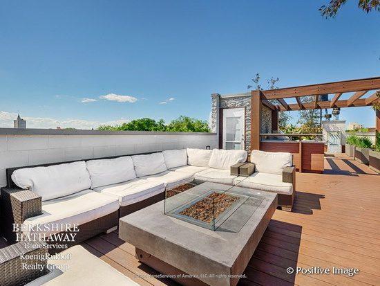 Bucktown Sky Deck - Chicago Roof Deck Project