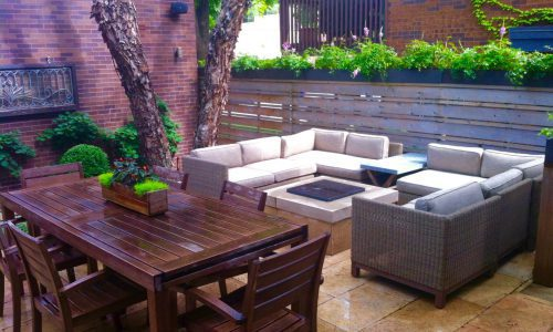 Travertine Landscaping - Chicago Landscaping