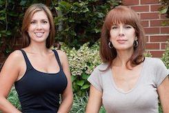 Chicago Landscapers - Denise Rosenbloom and Bianca Ellis