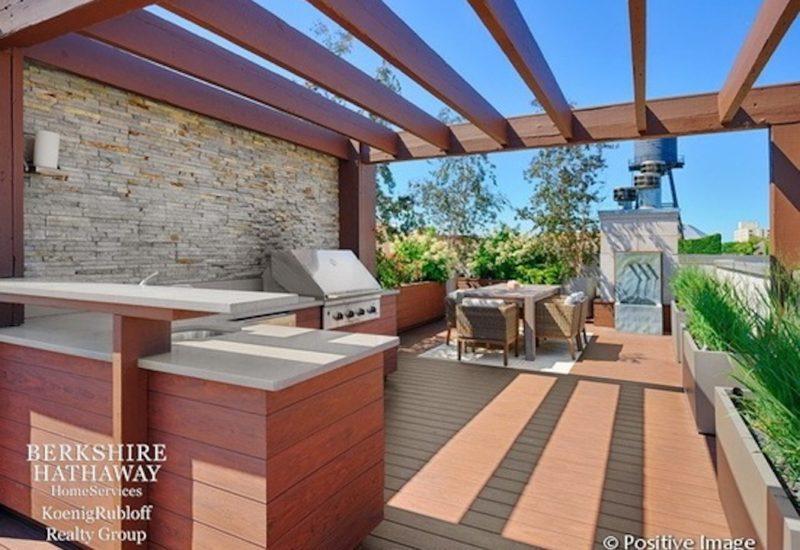 Bucktown Sky Deck - Chicago Green Rooftop
