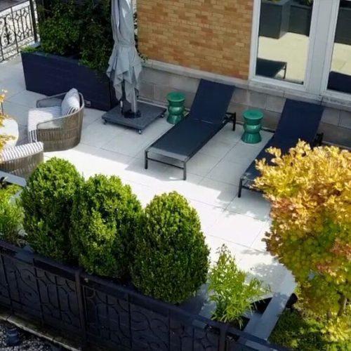Ambassador Rooftop Design Chicago