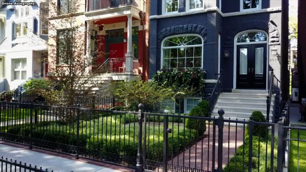 Cobblestone Chicago Landscaping Design