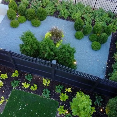 Surrey Chicago Landscaping Design