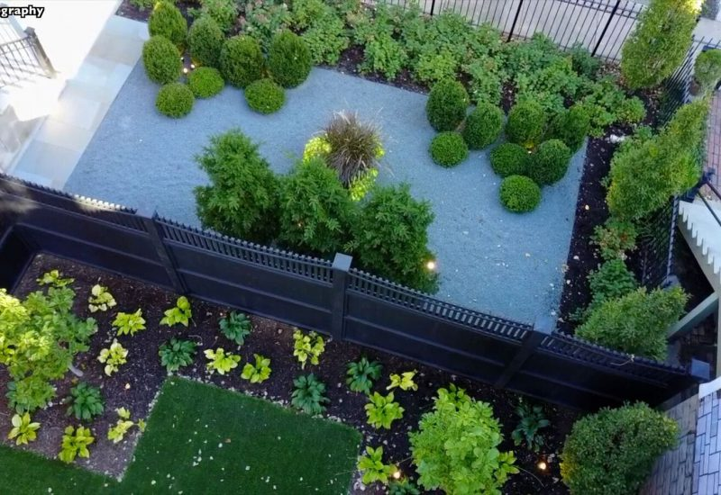Surrey Chicago Landscaping Design