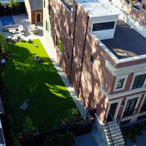 Synthetic Grass Lawn Chicago
