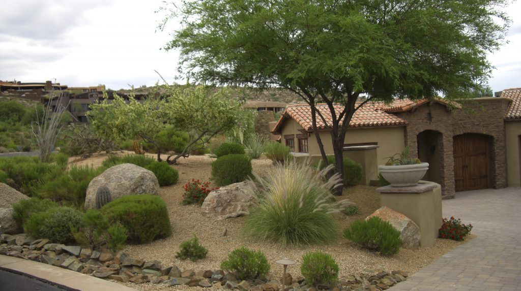 Landscaping in the Southwest