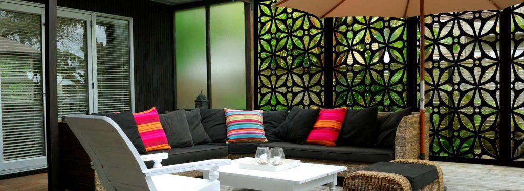 Laser Cut Panels - New Outdoor Trends