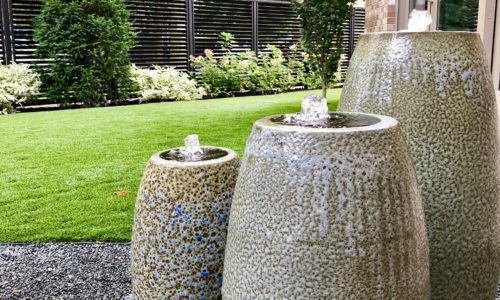 Urban Landscaping - Chicago Landscaping Design - Water Feature