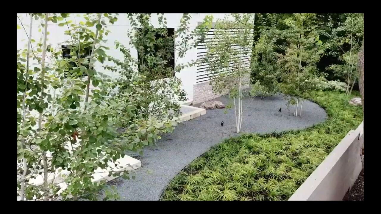 Living on the River - Landscaping Design