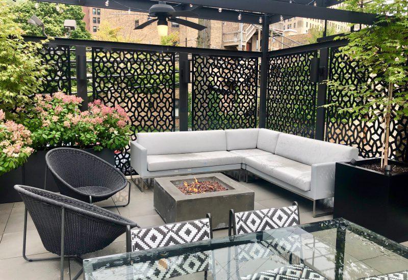 Baker - Botanical Concepts Chicago Rooftop Design