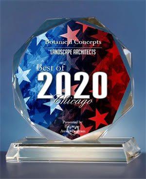 Best Chicago Landscaper 2020 - Botanical Concepts Chicago